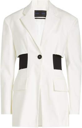 Proenza Schouler Blazer with Cotton