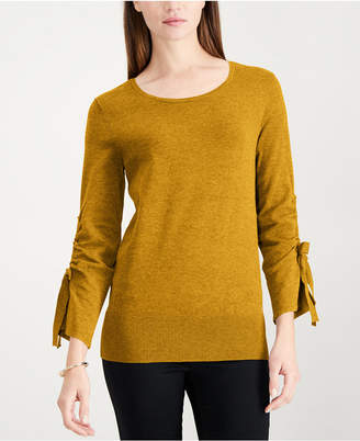 Alfani Bow-Sleeve Sweater