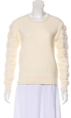 Ohne Titel Wool Textured Sweater w/ Tags