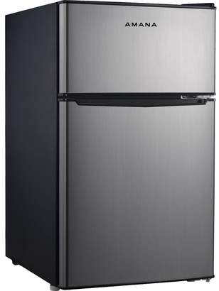 Amana 3.1 cu. ft. Compact/Mini Refrigerator with Freezer