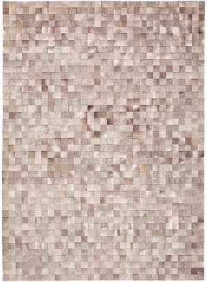 ABC Home Cowhide Patchwork Rug - 10'x14'
