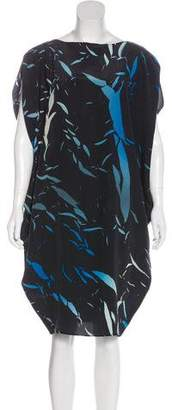 Maison Margiela Printed Knee-Length Dress