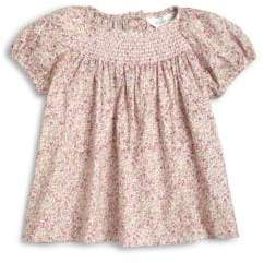 Ralph Lauren Baby's Smocked Floral Shirt