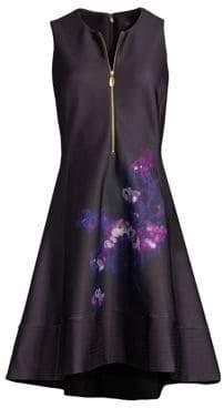 Donna Karan New York Sleeveless Fit-&-Flare Dress
