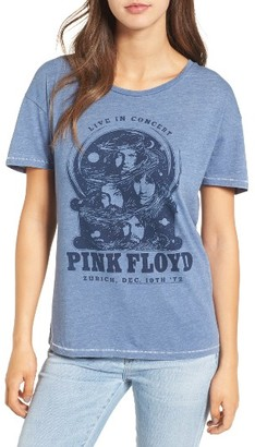 Women's Junk Food Pink Floyd Graphic Tee $52 thestylecure.com