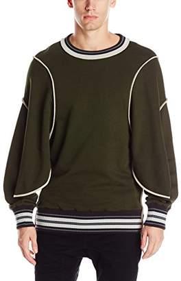 Vivienne Westwood Men's Basic Felpat-Shirt Sleeve Felpa