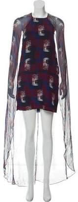 Jenni Kayne Layered Mini Dress