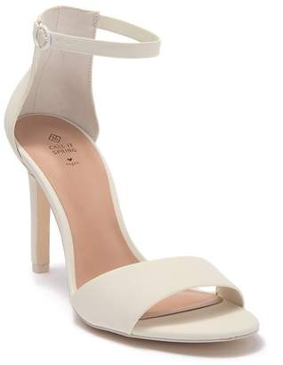 Call it SPRING Dellmar Ankle Strap Sandal