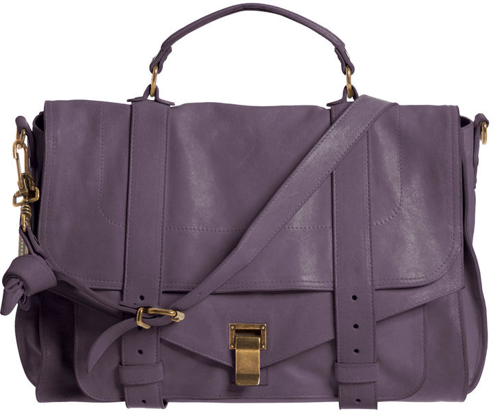 Proenza Schouler Large Leather PS1 Bag