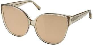 Linda Farrow Luxe LFL656C5SUN Cat Eyes Fashion Sunglasses