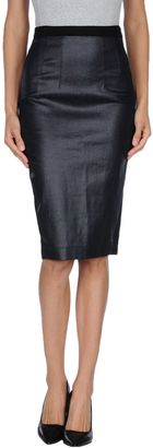 CYCLE Knee length skirts $102 thestylecure.com