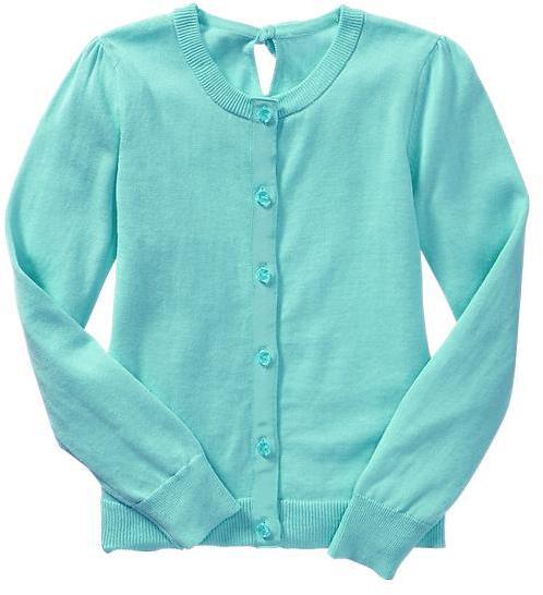 Gap Puff-sleeve cardigan