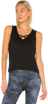Beyond Yoga Look Back Tank