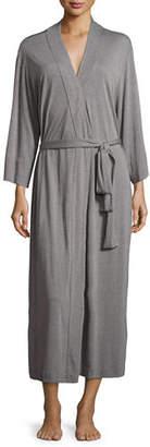Natori Plus Size Shangri-La Jersey Robe