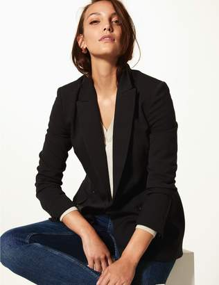 Marks and Spencer Double Breasted Blazer