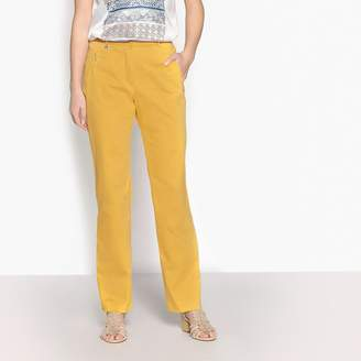 """Anne Weyburn Straight Trousers, Length 30.5"""""""