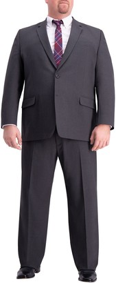 Haggar Big & Tall J.M. Premium 4-Way Stretch Classic-Fit Suit Jacket