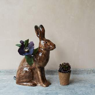 Graham and Green Hare Flower Vase