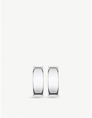Thomas Sabo Minimalist silver hoop earrings