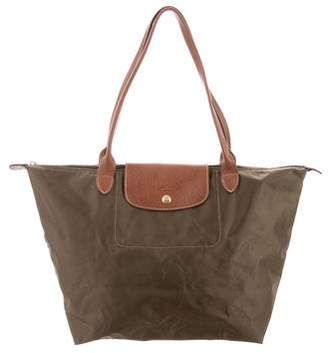 Pre Owned At Therealreal Longchamp Le Pliage Travel Bag