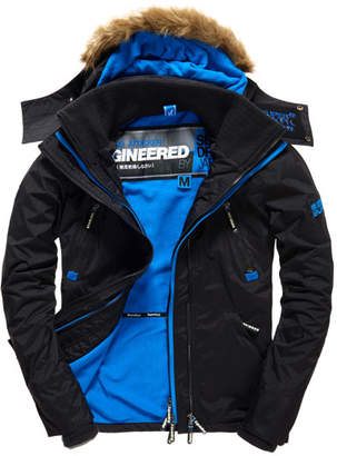 Superdry Fur Hooded Arctic Wind Attacker Jacket