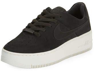 Nike Force 1 Sage Low-Top Sneakers