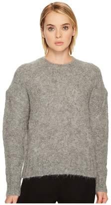Neil Barrett Hairy Cables 1,5 GG Sweater Women's Sweater