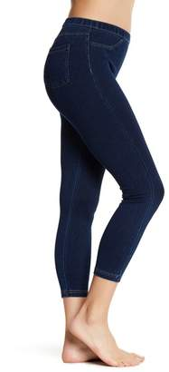 Hue Denim Capri Leggings