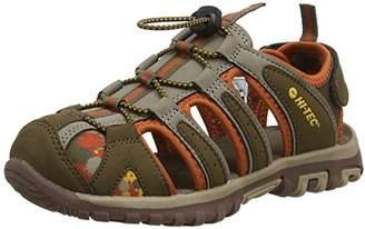 ad730eaa5d64 Unisex Kids  Ankle Strap Sandals Shoes   Bags Regatta Terrarock Jnr