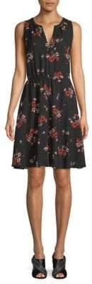 Rebecca Taylor Marguerite Sleeveless Dress
