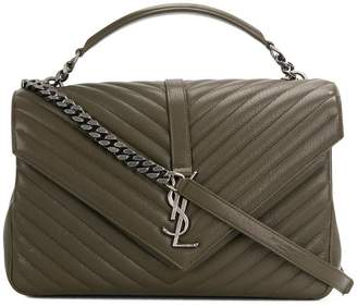 Saint Laurent Classic Large College satchel