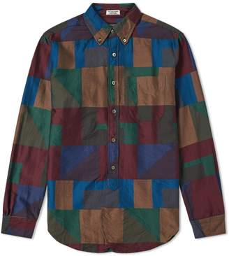 Engineered Garments 19th Century Button Down Shirt