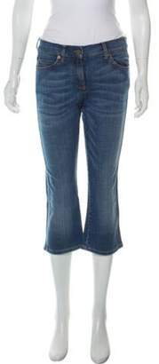 Burberry Mid-Rise Cropped jeans Mid-Rise Cropped jeans