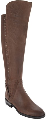 Vince Camuto Wide Calf Tall Shaft Leather Boots - Pardonal