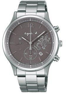 agnès b. (アニエス ベー) - agnes b.(アニエスベー)腕時計 メンズ ・ FBRD967 【国内正規品】