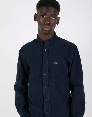 Thomas Laboratories Lois Jeans Cord Shirt Navy