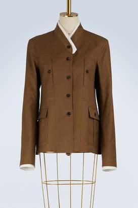 Jil Sander Eiffel saharian jackets