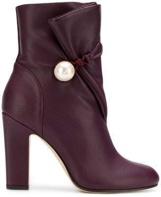 Jimmy Choo Bethanie 100 ankle boots
