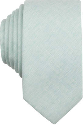 Bar Iii Grant Solid Skinny Tie $55 thestylecure.com