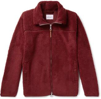 Albam Fleece Zip-Up Sweatshirt