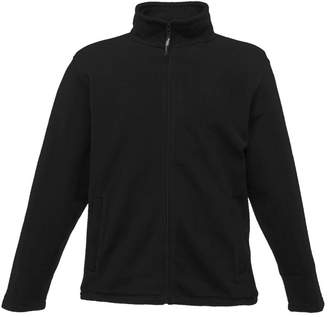 Regatta Mens Plain Micro Fleece Full Zip Jacket (Layer Lite) (XXL)