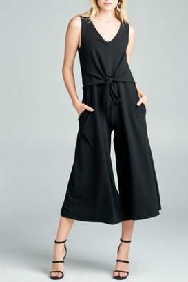Imagine That Black Jumpsuit