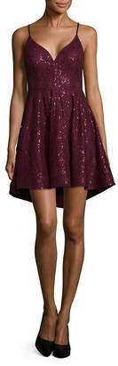 BEE SMART B. Smart Sleeveless Party Dress-Juniors
