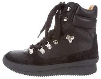 Isabel Marant Hiking Platform Boots