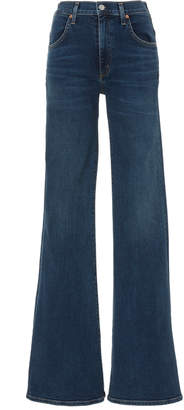 Citizens of Humanity Chloe Mid-Rise Flared Jeans