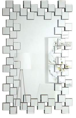 Coaster Company Frameless Mirror with Little Square Design