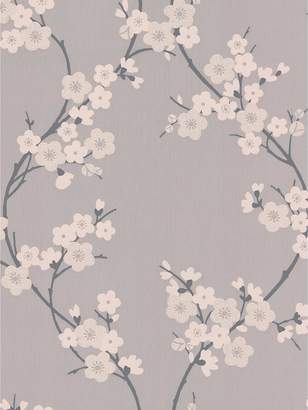 Graham & Brown Superfresco Cherry Blossom Wallpaper