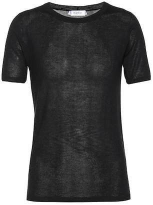 Max Mara Wool and silk T-shirt