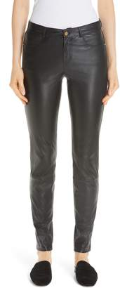 Lafayette 148 New York Mercer Nappa Leather Pants