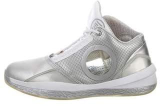 Nike Jordan Silver Anniversary High-Top Sneakers